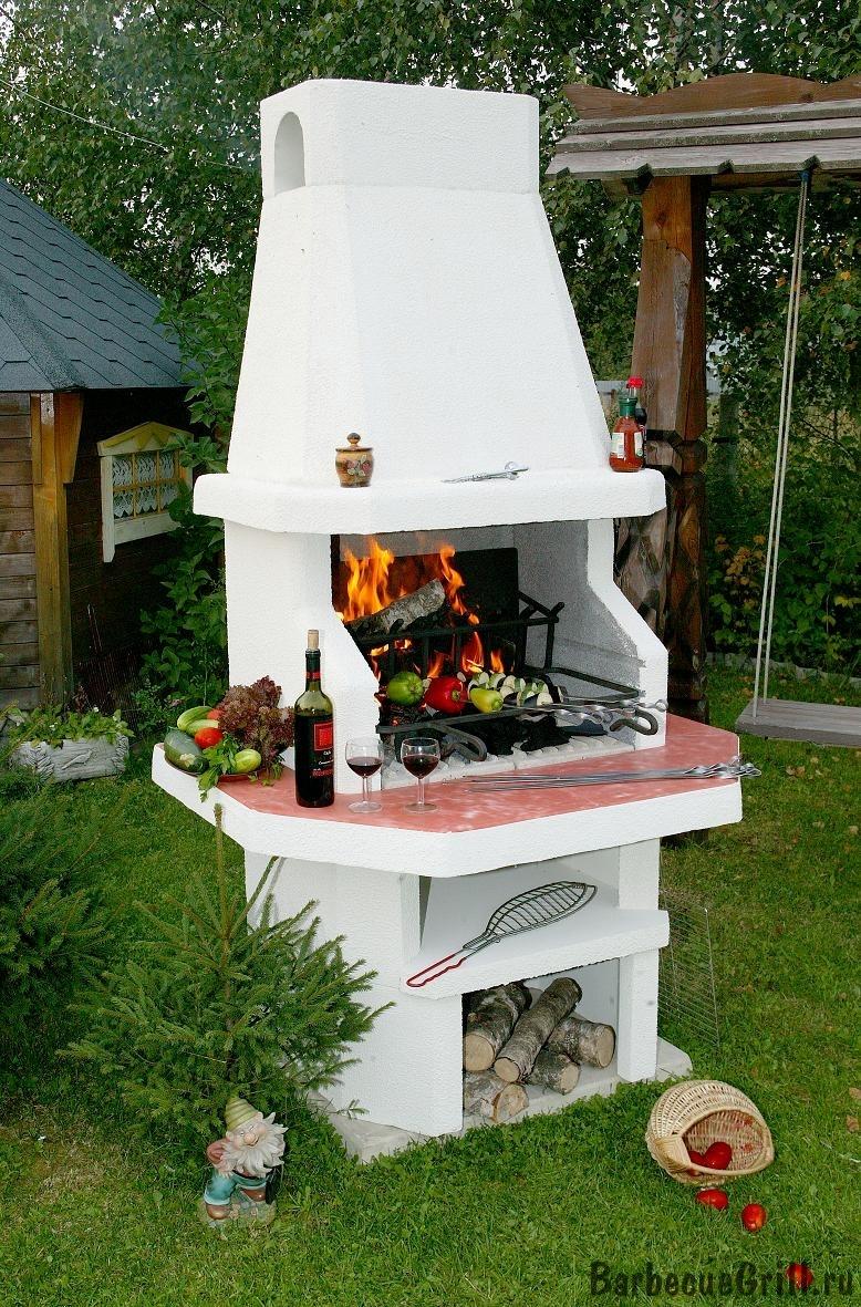 Печи барбекю на углях и дровах электрокамины продажа в краснодаре бауцентр